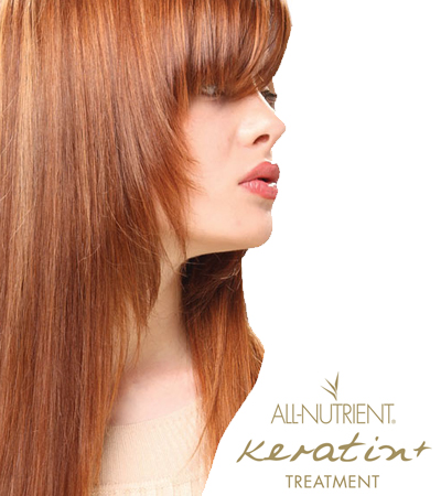 All-Nutrient Keratin+ Smoothing Treatment