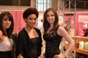 Hair Models at ABS 2012