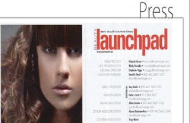 She by SO.CAP.USA: Beauty Launchpad - February 2012