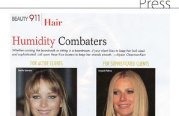 All-Nutrient: Beauty Launchpad - June 2012