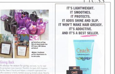 Crack: Beauty Launchpad - February 2012