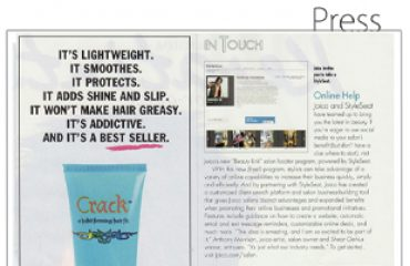 Crack: Beauty Launchpad - May 2012
