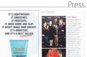 Crack: Beauty Launchpad - March 2012
