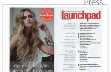 She by SO.CAP.USA: Beauty Launchpad - May 2012