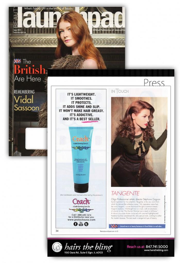Crack - Beauty Launchpad - June 2012