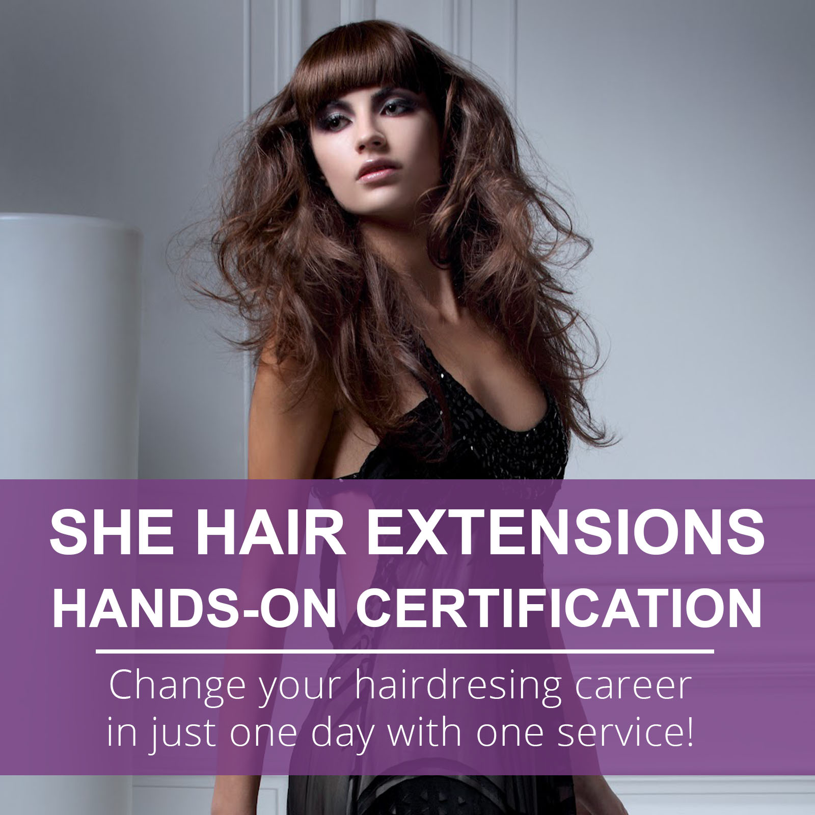 She Hair Extensions Certification Class Hairs The Bling